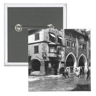 Une vue de Lindau, c.1910 Badges