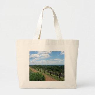 Une vue de Monticello Grand Tote Bag