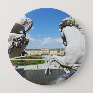 Une vue de palais de Schonbrunn à Vienne, Autriche Badge