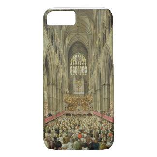 Une vue intérieure d'Abbaye de Westminster sur le Coque iPhone 8/7
