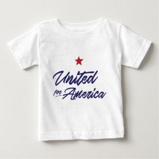 Uni pour des T-shirts de l'Amérique - des