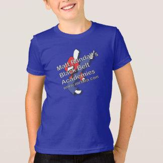 Uniforme 2013 de l'été du garçon t-shirt