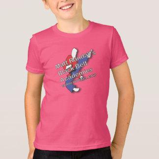 Uniforme de l'été de 2013 filles t-shirt