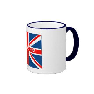 Unio britannique Jack Tasse À Café