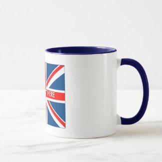 Unio britannique Jack Tasse