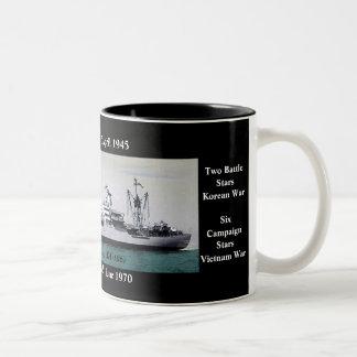 UNION D'USS (AKA/LKA-106) TASSE À CAFÉ
