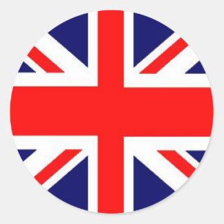 Union Jack Adhésifs