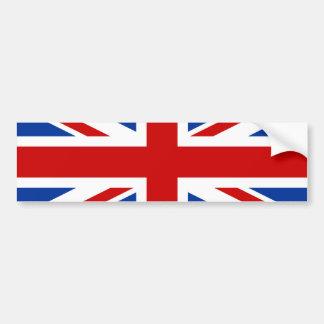 Union Jack Autocollant De Voiture