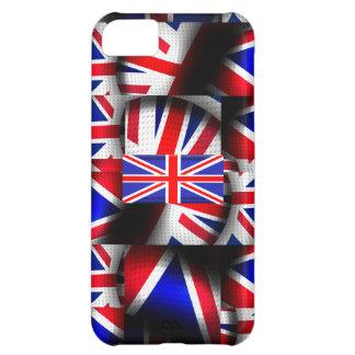 Union Jack Coque iPhone 5C
