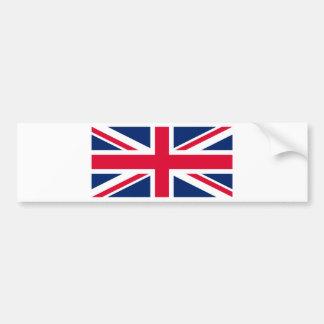 Union Jack - drapeau BRITANNIQUE Autocollant De Voiture