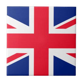 Union Jack - drapeau BRITANNIQUE Petit Carreau Carré
