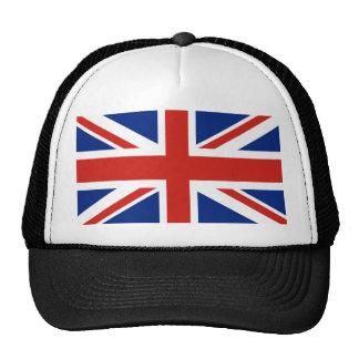 Union Jack - drapeau de la Grande-Bretagne Casquette De Camionneur