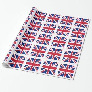 Union Jack - drapeau du Royaume-Uni Papier Cadeau
