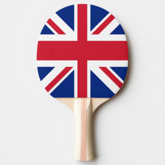 Union Jack - drapeau du Royaume-Uni Raquette Tennis De Table