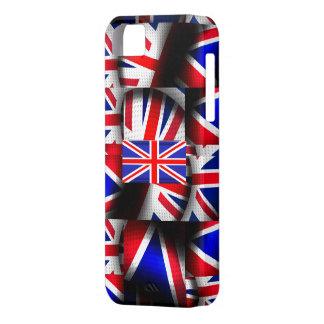 Union Jack Étuis iPhone 5