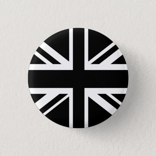 Union Jack Flag Pin Button Badge United Kingdom UK