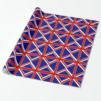 Union Jack Papier Cadeau