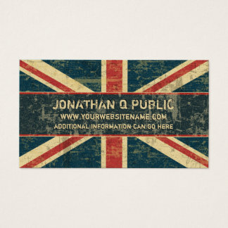 Union Jack sale Cartes De Visite