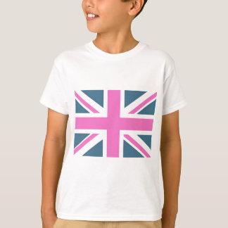 Union Jack s'est fané T-shirt
