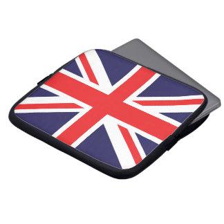 Union Jack Trousses Pour Ordinateur Portable