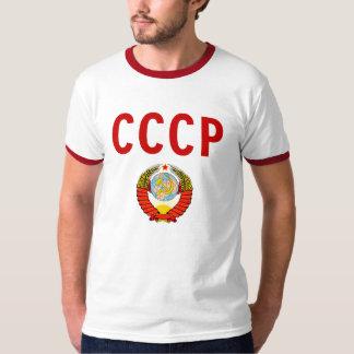 Union Soviétique de CCCP URSS avec l'emblème T-shirt