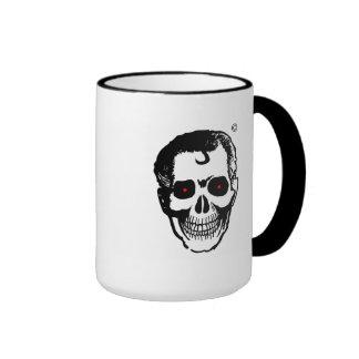 Unité de retenue de boisson de tête morte mug ringer