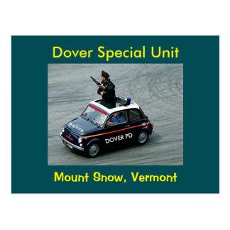 Unité spéciale de Douvres : Cartes postales