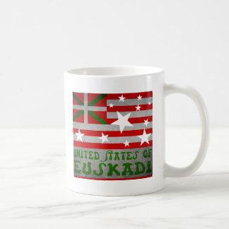 United States of Euskadi Mug Blanc