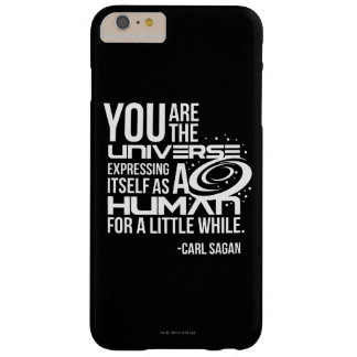Univers humain coque iPhone 6 plus barely there