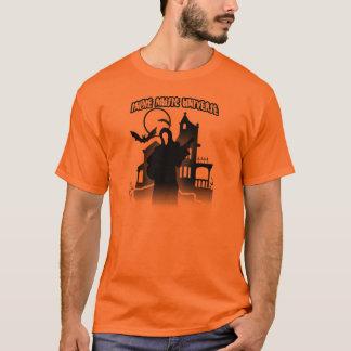 Univers indépendant Halloween de musique T-shirt