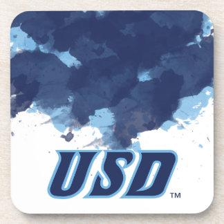 Université d'aquarelle de San Diego | USD Dessous-de-verre