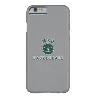 Université de l'Etat d'État du Michigan du Coque iPhone 6 Barely There