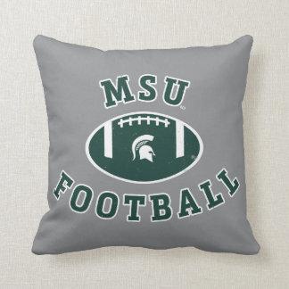 Université de l'Etat d'État du Michigan du Oreiller