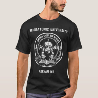 Université de Miskatonic T-shirt