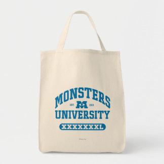 Université de monstres - est. 1313 sac fourre-tout