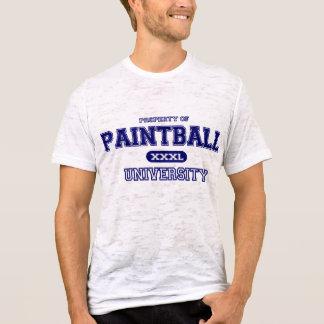 Université de Paintball T-shirt
