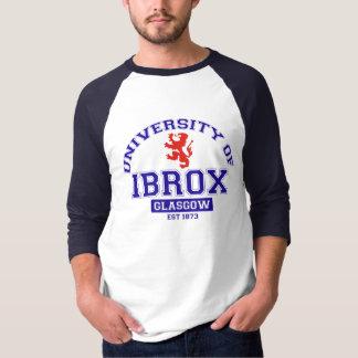 Université d'Ibrox T-shirt