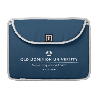 Université d'ODU Strome des affaires Poche Pour Macbook Pro