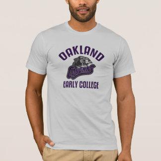Université tôt d'Oakland T-shirt