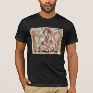 Unum de pluribus d'E T-shirt