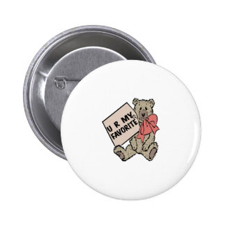 UR mon favori Badge