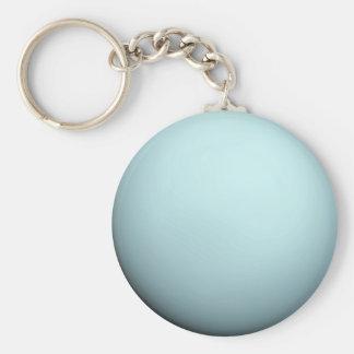Uranus Porte-clé Rond