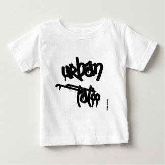 urban tattoo t-shirt pour bébé
