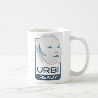 Urbi prêt mug blanc