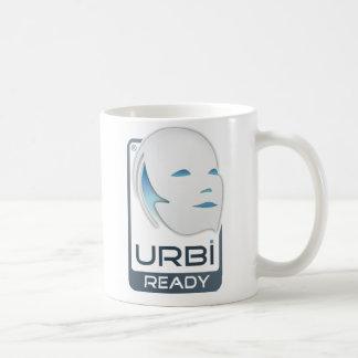 Urbi prêt tasse à café