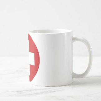Urgence suisse Roundell de Croix-Rouge Mug