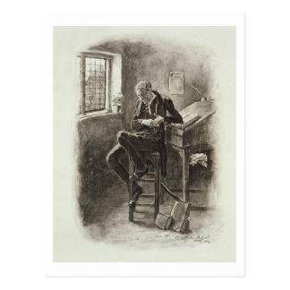 Uriah Heep, de 'Charles Dickens : Un bavardage Carte Postale