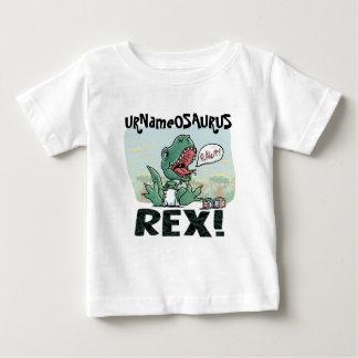 URNameOSURUS Rex par des studios de Mudge T-shirt Pour Bébé
