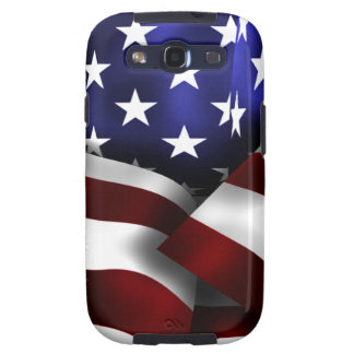 USA Flag Samsung Galaxy S2 Case-Mate Case