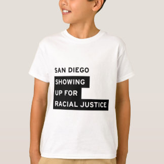 Usage de logo de SURJ San Diego T-shirt